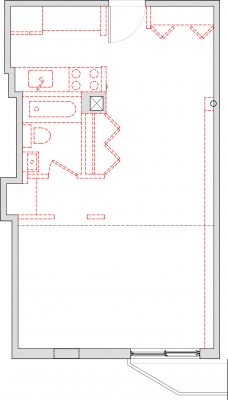Demolishon Plan, STADT, STADT Architecture, New York City Architect, STADT