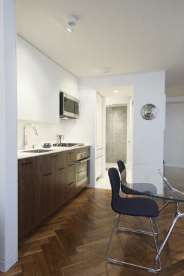 STADT Architecture, Gramercy Apartment, Jasper Morrison, Cappellini, ABC Stone, STADT
