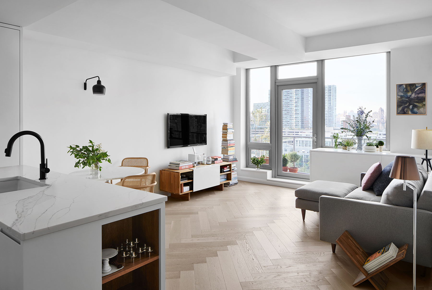 Long Island City Apartment, STADT Architecture