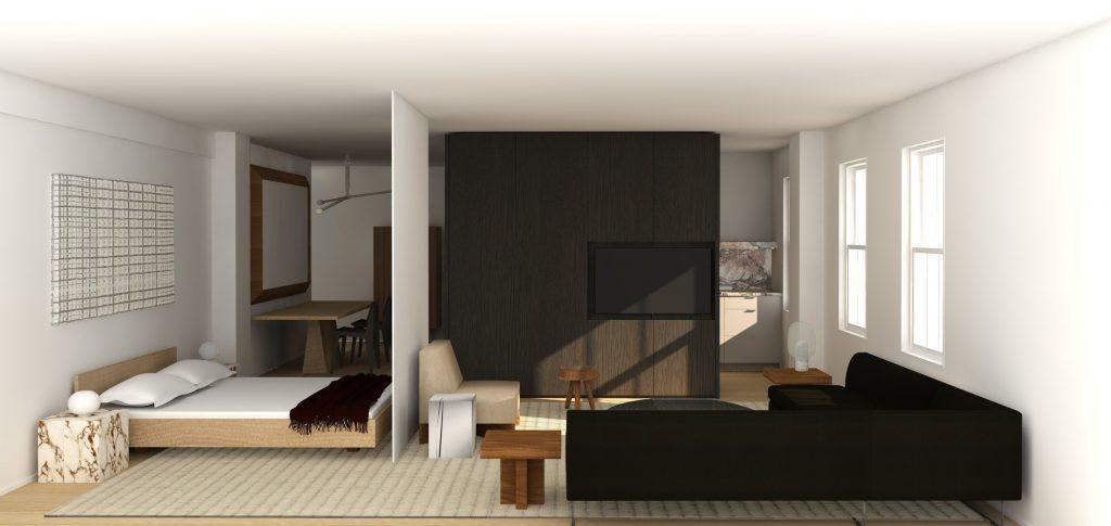 West Village, Renovation, STADT Architecture