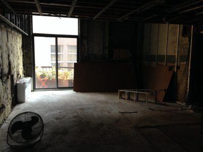 STADT Architecture, Gramercy Apartment, Demolition