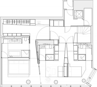 Plan - Second Floor