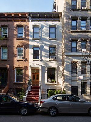 Exterior, uws apartment, stadt architecture, christopher kitterman, STADT, STADT Architecture, New York City Architect