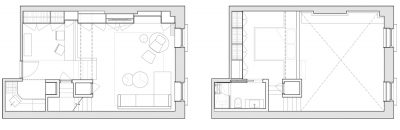 Floor Plan, uws apartment, stadt architecture, christopher kitterman, upper west side apartment, STADT, STADT Architecture, New York City Architect