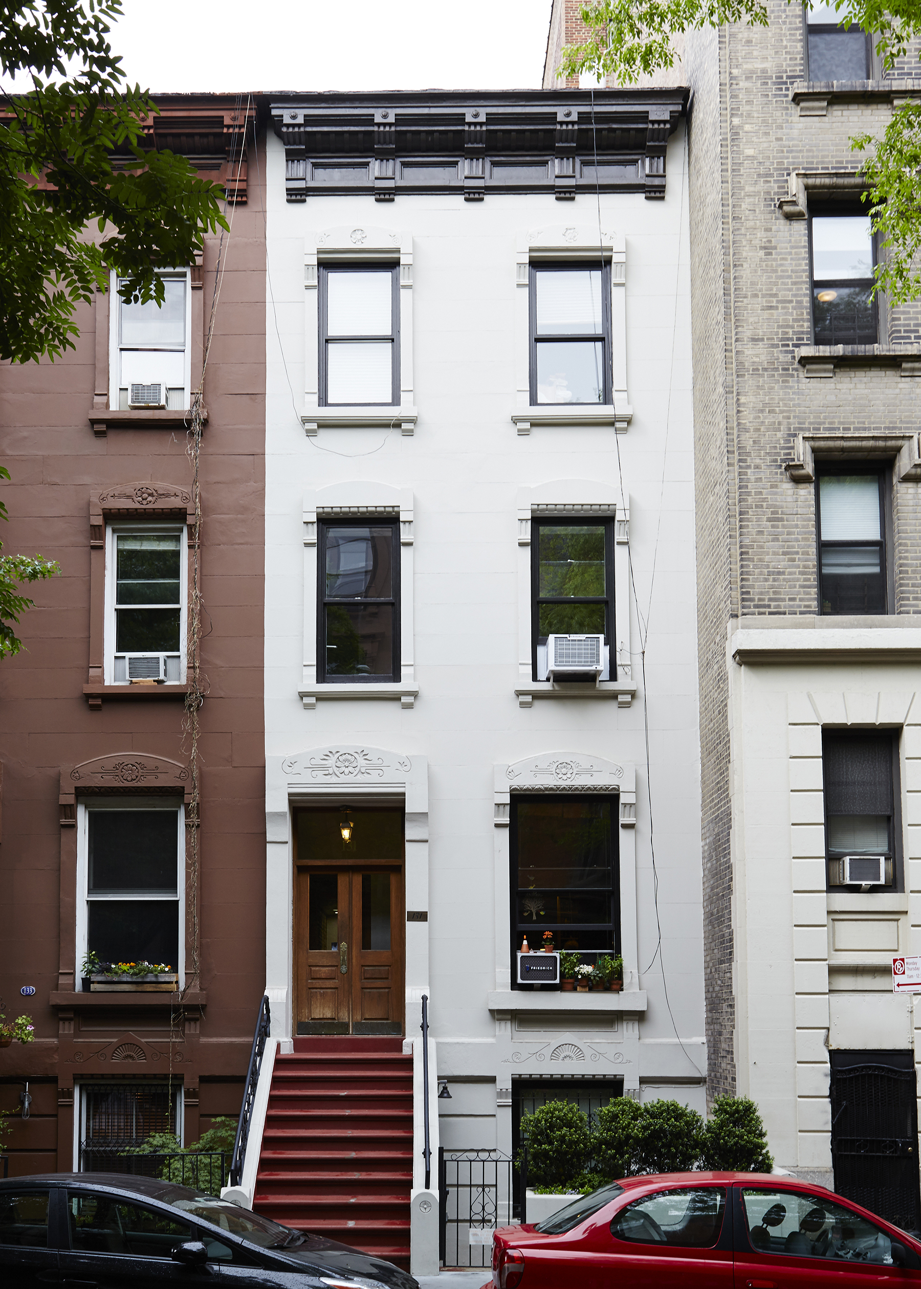 STADT Architecture, Loft, pre-war, exterior, STADT, nyc architects, ny apartment renovation