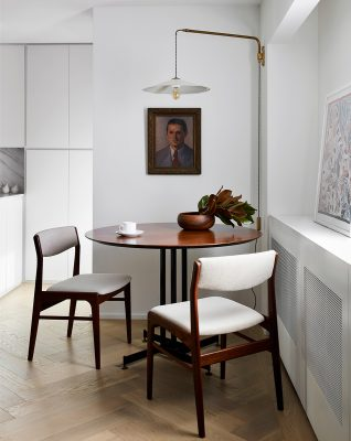 STADT Architecture, NY Architects, Chelsea, Pied-a-Terre, Interior Design