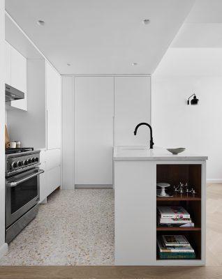 Long Island City Apartment, STADT Architecture, Custom Kitchen, Kitchen Design